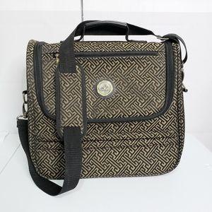 Leisure Luggage Weekender Travel Shoulder Bag